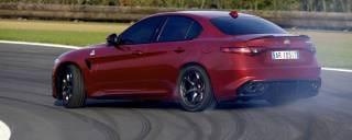 Alfa Romeo Giulia Quadrifoglio Confessioni di un collaudatore - VIDEO