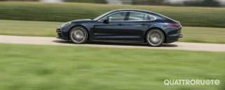 Porsche Panamera Le nostre impressioni di guida della 4S Diesel