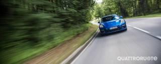Porsche Panamera Turbo È tutta nuova e si guida come una 911 - VIDEO