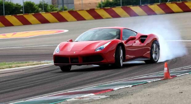 Director's cut: Ferrari 488 GTB