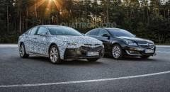 Opel Insignia Abbiamo guidato il prototipo della seconda serie