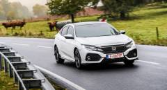 Honda Civic Anche lei passa al turbo