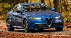 Alfa Romeo Giulia Veloce Al volante della 2.2 Turbodiesel Q4