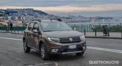 Dacia Sandero Al volante della Stepway 0.9 TCe e della 1.5 dCi