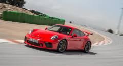 Porsche 911 Tra i cordoli con la nuova GT3