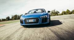 Top Drive Director's cut: in pista con l'Audi R8 Spyder - VIDEO