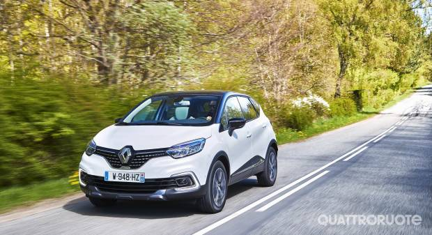 Renault Captur Al volante della 1.2 TCe 120 CV - VIDEO