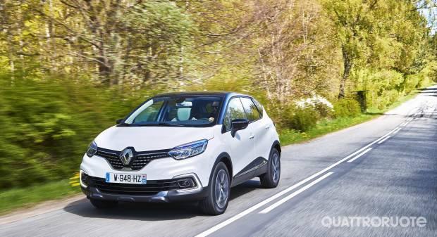 Renault Captur Al volante della 1.2 TCe 120 CV - VIDEO