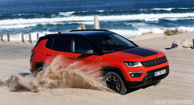 Suv e off-road: convivenza possibile - VIDEO