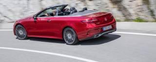 Mercedes-Benz E 300 Cabriolet Il lusso, la tecnologia, il benessere