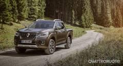 Renault Alaskan Al volante del 2.3 dCi Executive