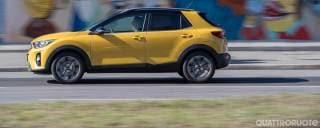 Kia Stonic Al volante della 1.0 T-GDi Energy