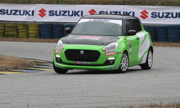In pista con la 1.0 Boosterjet RS - VIDEO