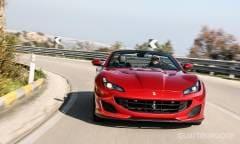 Al volante della nuova Portofino - VIDEO