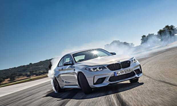 In pista con la M2 Competition - VIDEO