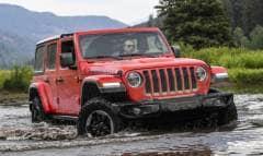In Colorado al volante della nuova generazione - VIDEO