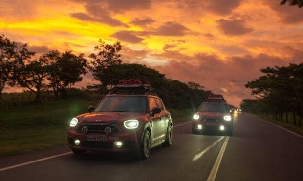 Dall'Honduras a Panama al volante della Countryman - VIDEO