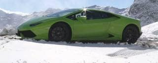 Lamborghini Huracán Adrenalina pura - VIDEO