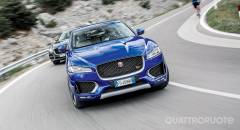 Jaguar F-Pace La prova della 3.0d AWD First Edition - VIDEO