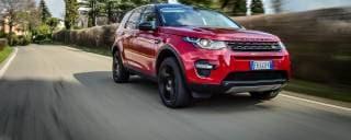 Land Rover Discovery Sport La prova della 2.0 TD4 HSE