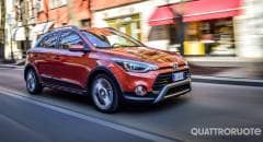 Hyundai i20 Active La prova della 1.0 T-GDI X-Possible