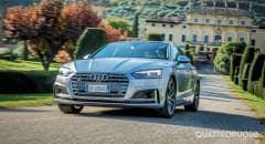 Su Quattroruote di dicembre Nuova Audi S5 - VIDEO