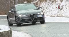 Alfa Romeo Giulia Veloce come il vento - VIDEO