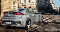 Hyundai Ioniq La prova dell'elettrica pura - VIDEO