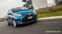 Toyota Yaris Hybrid La prova di durata dei 50.000 km - VIDEO