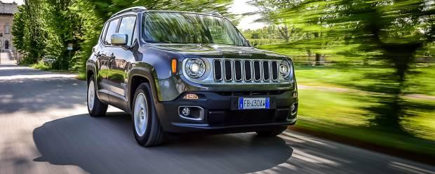 Jeep Renegade La prova della 1.6 Multijet Limited