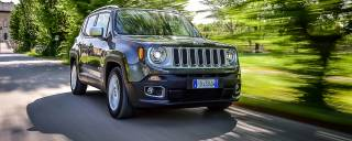 Jeep Renegade La prova della 1.6 Multijet Limited