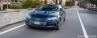 Su Quattroruote di marzo La prova dell'Audi A5 Sportback - VIDEO