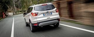 Su Quattroruote di marzo La prova della Ford Kuga - VIDEO