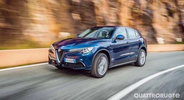 Su Quattroruote di marzo La prima prova completa dell'Alfa Romeo Stelvio - VIDEO