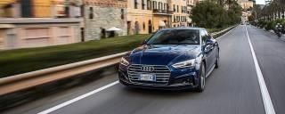 Audi A5Sportback La prova della 2.0 TDI Quattro S Tronic - VIDEO