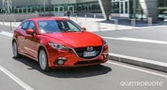Mazda3 La prova della 1.5 Skyactiv-D Exceed