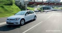 Volkswagen Golf La prova della 1.0 TSI 110 CV Business - VIDEO