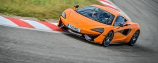 McLaren 570S La prova della supercar inglese