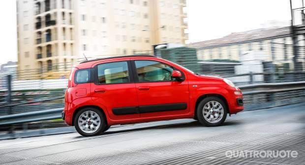 Fiat Panda La prova della 1.2 69 CV Lounge