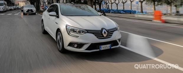 Renault Mégane G. Coupé La prova della 1.6 dCi Energy Intens