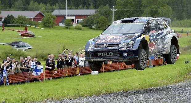 Mondiale Rally Anche in Finlandia domina la Volkswagen