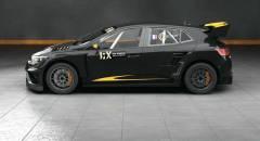 Renault Mégane RX Nel 2018 correrà nel World RallyCross