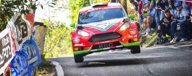 Rally Roma Capitale 2017 Valido per l'Europeo