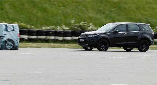 Ricerca Bosch I sistemi di assistenza alla guida sono sempre più diffusi