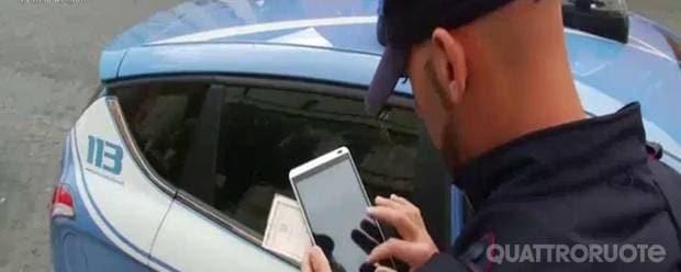 Operazione Safety car Polizia, controlli a tappeto in tutta Italia - VIDEO