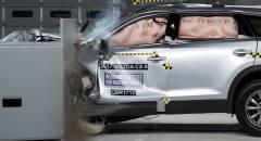 Crash test IIHS La Mazda CX-9 ottiene il Top Safety Pick+