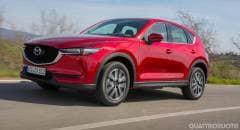 Crash test IIHS La Mazda CX-5 promossa con il Top Safety Pick+