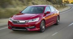 Honda Richiamo per 2,1 milioni di Accord nel mondo