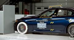L'Alfa Romeo Giulia conquista il Top Safety Pick+ - VIDEO
