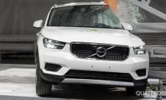 Cinque stelle a Ford Focus e Volvo XC40 - VIDEO